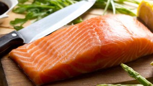 Salmon is a great EFA source and easy to find!