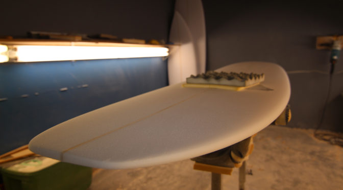 Artistry in Motion, Locally Crafted Custom Surfboards